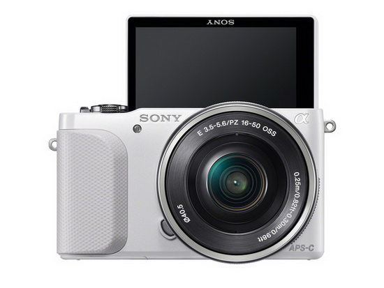 sony-nex-3n-tilting-screen Sony NEX-3N 16.1-megapixel mirrorless camera officially announced News and Reviews
