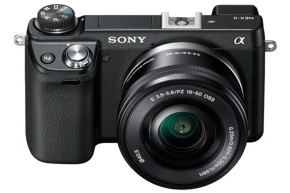 Sony NEX-6 with 16-50mm f/3.5-5.6