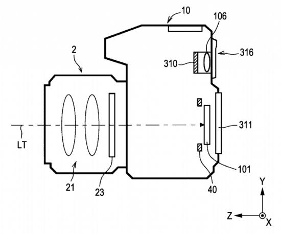 sony-patent-a-mount-mirrorless-aps-c-camera Sony files patent for A-mount mirrorless APS-C camera Rumors