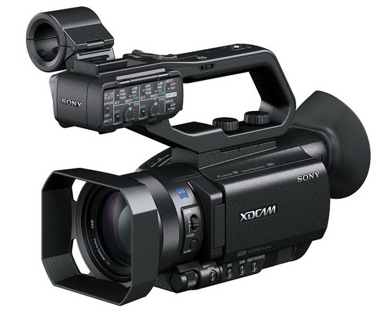 sony-pxw-x70 More Canon XC10 specs and details showed up online Rumors
