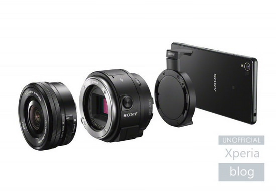 sony-qx1-leaked First Sony QX1 photos and specs leaked on the web Rumors