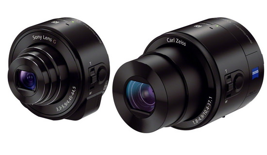 sony-qx10-and-qx100-lens-cameras New Sony QX camera with 30x optical zoom to be unveiled soon Rumors