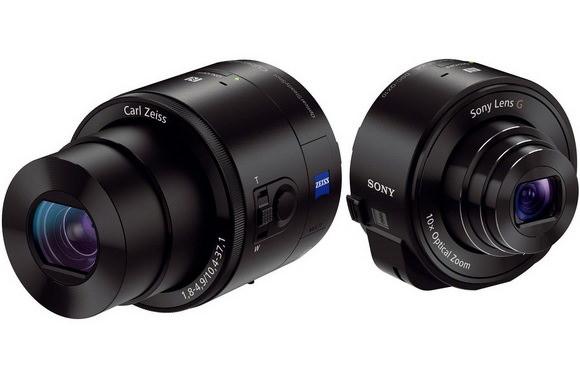 Sony QX10 QX100 firmware