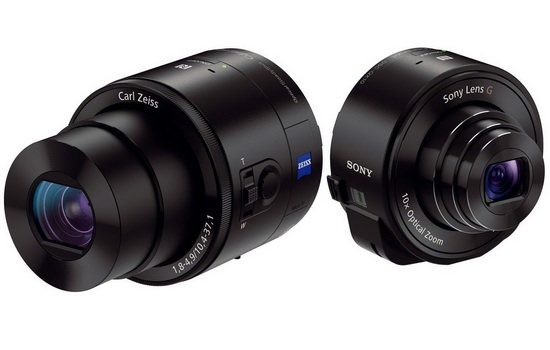 sony-qx10-qx100 Sony QX10 and QX100 update brings more video and ISO features News and Reviews