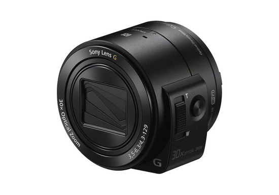 sony-qx30-lens Sony QX30 announced with 30x optical zoom lens News and Reviews
