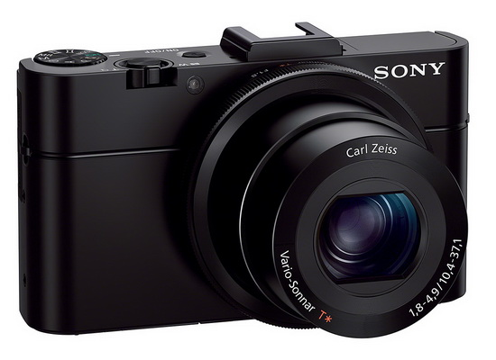sony-rx100-ii Sony RX100 II becomes official with WiFi, NFC, and new sensor News and Reviews