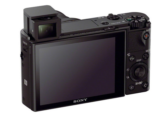 sony-rx100-iii-viewfinder Sony RX100 III camera announced with a slew of new features News and Reviews