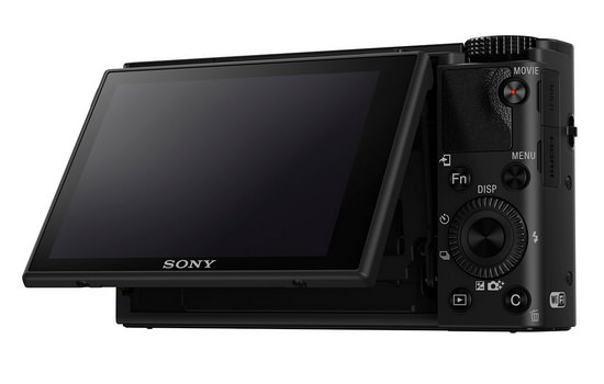 sony-rx100-iv-display Sony RX100 IV announced with stacked CMOS image sensor News and Reviews