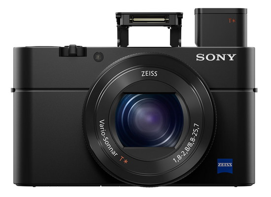 sony-rx100-iv-front Sony RX100 IV announced with stacked CMOS image sensor News and Reviews