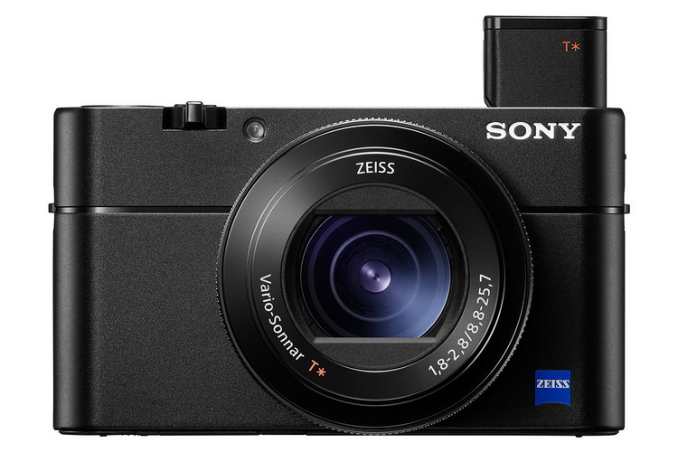 sony-rx100-v-front Sony RX100 V is world's fastest autofocusing compact camera News and Reviews