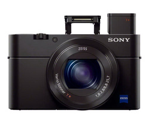 sony-rx100m3-front-leaked First Sony RX100M3 photos and full specs list leaked Rumors