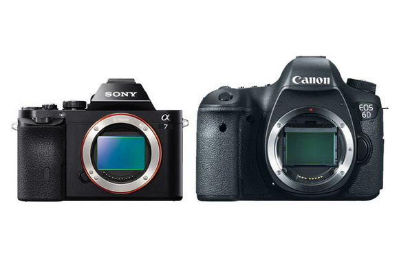 Sony sensor in Canon DSLR rumor