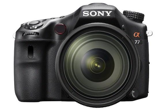 Sony SLT-A77 rumor