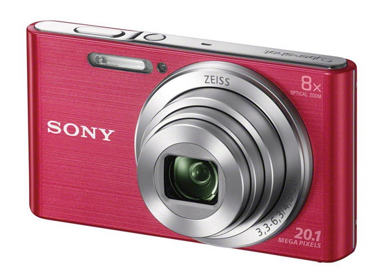 sony-w830 CES 2014: Sony A5000 revealed along with Black 55-210mm lens News and Reviews