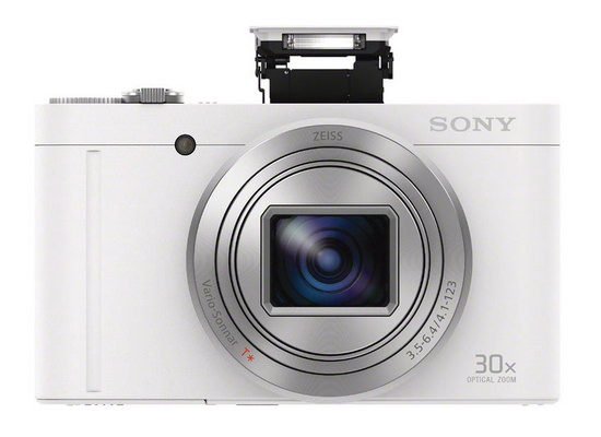 sony-wx500-white Ultra-compact Sony WX500 becomes official with 30x lens News and Reviews
