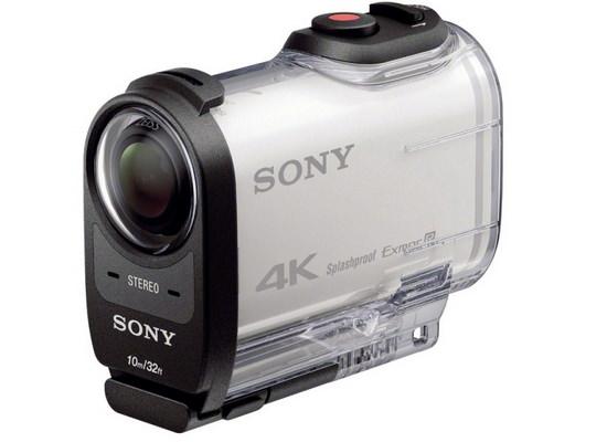 sony-x1000v CES 2015: Sony X1000V 4K and AS200V cameras announced News and Reviews