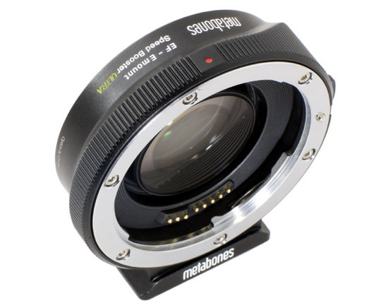 speed-booster-ultra Metabones Speed Booster Ultra brings Canon EF lenses to Sony NEX cameras News and Reviews