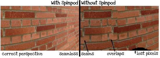spinpod-panorama-difference SpinPod allows smartphone users to take proper panorama photos Fun