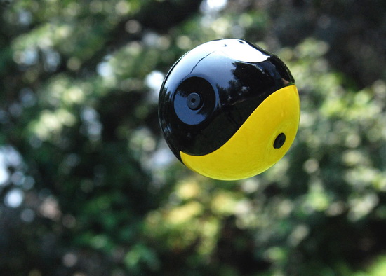 squito-throwable-camera Squito is a throwable camera capturing panoramic images News and Reviews