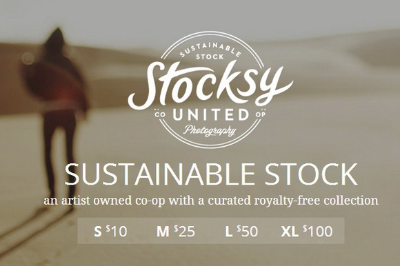 Stocksy stock photo service launched