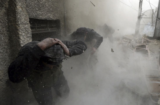 syria_damascus_reuters_30_jan Sunday Times refuses freelance photographer's images from Syria News and Reviews
