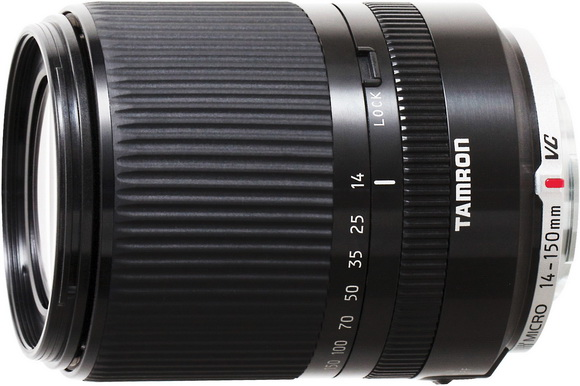 Tamron 14-150mm F/3.5-5.8 Di III VC is designed for Micro Four Thirds cameras