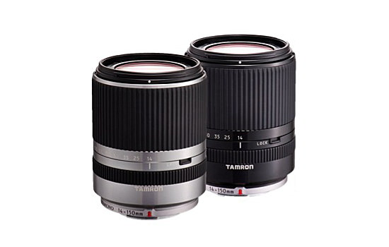 tamron-14-150mm-f3.5-5.8 Tamron 14-150mm f/3.5-5.8 Di III lens announced for MFTs News and Reviews