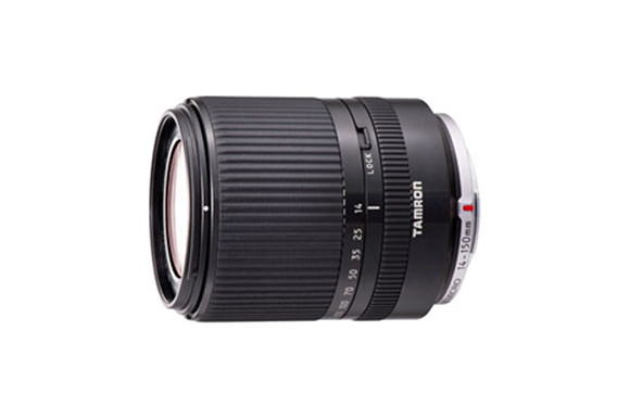 Tamron 14-150mm lens for Micro Four Thirds