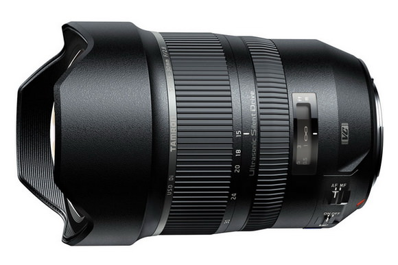 Tamron SP 15-30mm zoom lens
