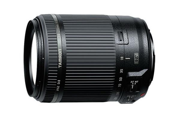 Tamron 18-200mm f/3.5-6.3 zoom lens