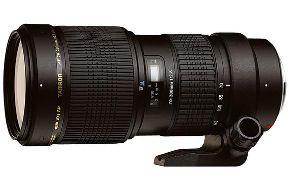 Tamron 70-200mm f/2.8 lens