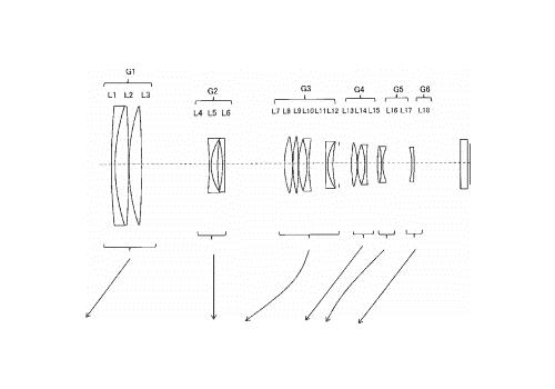 tamron-70-300mm-f4-6.3-di-iii-patent Tamron 70-300mm f/4-6.3 Di III lens patented in Japan Rumors