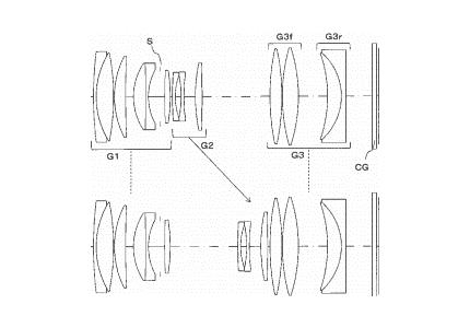 tamron-90mm-f2.8-macro-lens-patent Tamron 90mm f/2.8 macro lens patented for mirrorless cameras Rumors