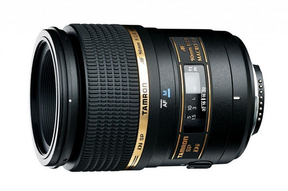 Tamron AF 90mm f/2.8 Di SP Macro lens