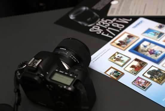 tamron-sp-135mm-f1.8-di-vc-lens-photo Tamron SP 135mm f/1.8 Di VC lens coming at Photokina 2016 Rumors