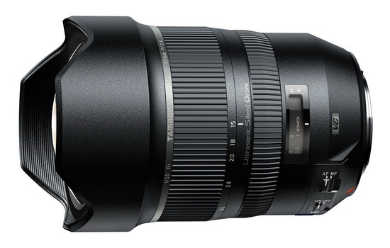 tamron-sp-15-30-f2.8-di-vc-usd Tamron SP 15-30mm f/2.8 Di VC USD lens announced News and Reviews