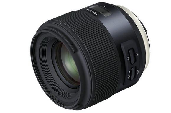 Tamron SP 35mm f/1.8 Di VC USD wide-angle prime