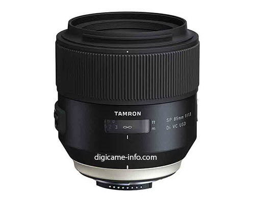 tamron-sp-85mm-f1.8-di-vc-usd-lens-leaked Tamron SP 90mm f/2.8 Di Macro VC USD lens details leaked Rumors