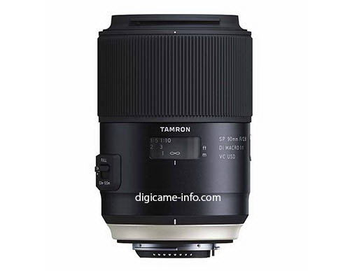 tamron-sp-90mm-f2.8-di-macro-vc-usd-lens-leaked Tamron SP 90mm f/2.8 Di Macro VC USD lens details leaked Rumors