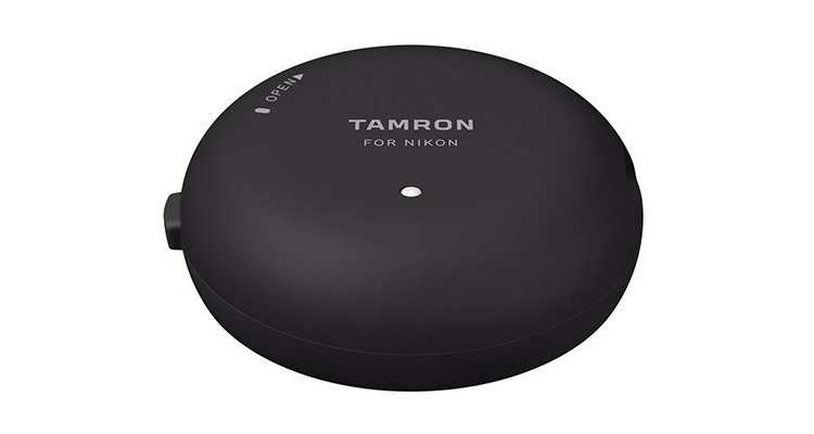 tamron-tap-in-console Tamron SP 90mm f/2.8 Macro Di VC USD lens unveiled News and Reviews