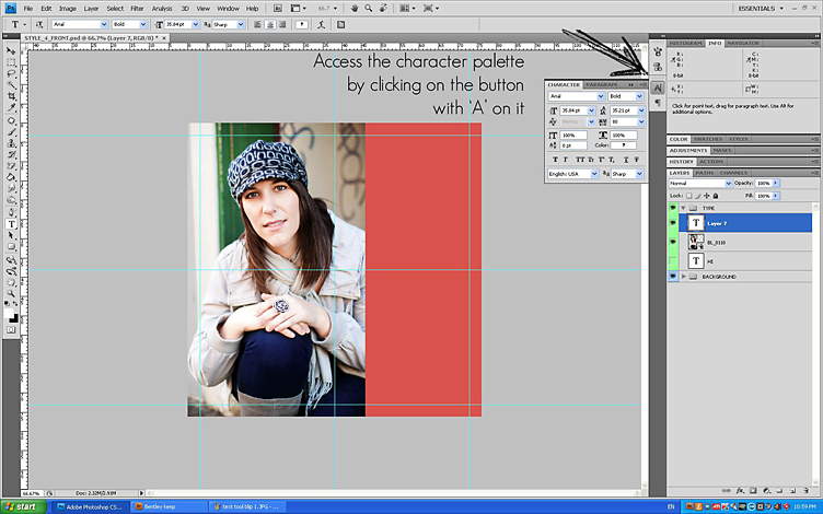 text-tool-blip-2_webready Troubleshooting Text Tool Problems in Photoshop Guest Bloggers Photoshop Tips & Tutorials