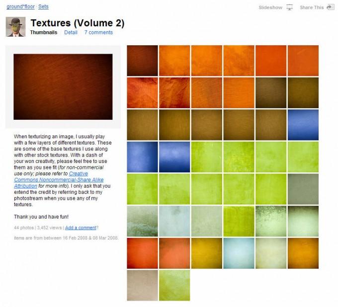 texture-volume-2 Video Tutorial - {using textures} plus more free textures Photoshop Tips & Tutorials Video Tutorials