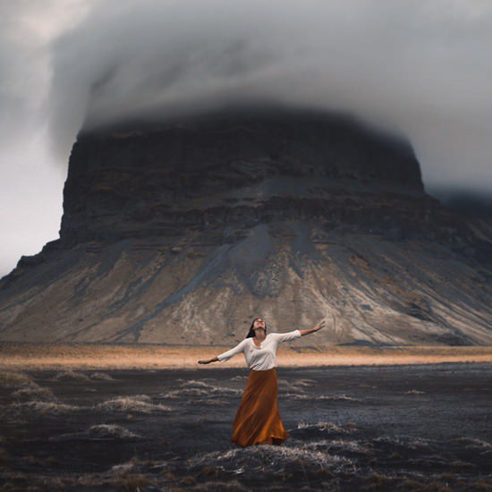 the-whirling-winds Ethereal landscape photos with people in them by Elizabeth Gadd Exposure