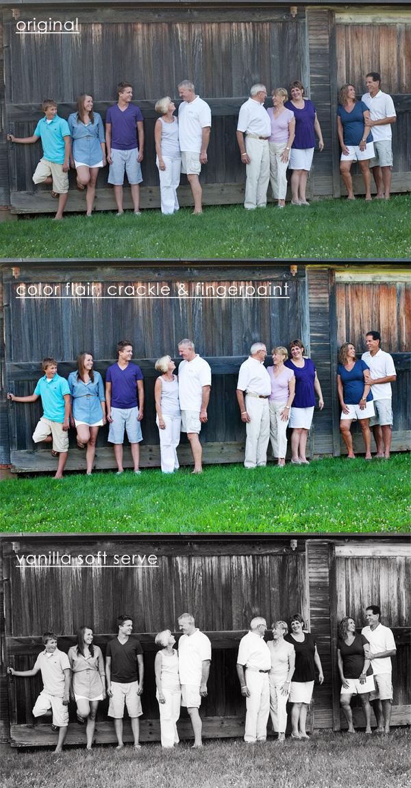 tj Family Photos Edited Using Photoshop Actions Blueprints Photoshop Actions Photoshop Tips & Tutorials