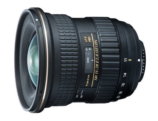 tokina-at-x-11-20mm-f2.8-pro-dx-lens Tokina AT-X 11-20mm f/2.8 PRO DX lens revealed News and Reviews
