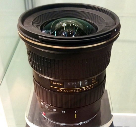 tokina-at-x-11-20mm-f2.8-pro-dx Tokina AT-X 11-20mm f/2.8 PRO DX lens spotted at Photokina News and Reviews