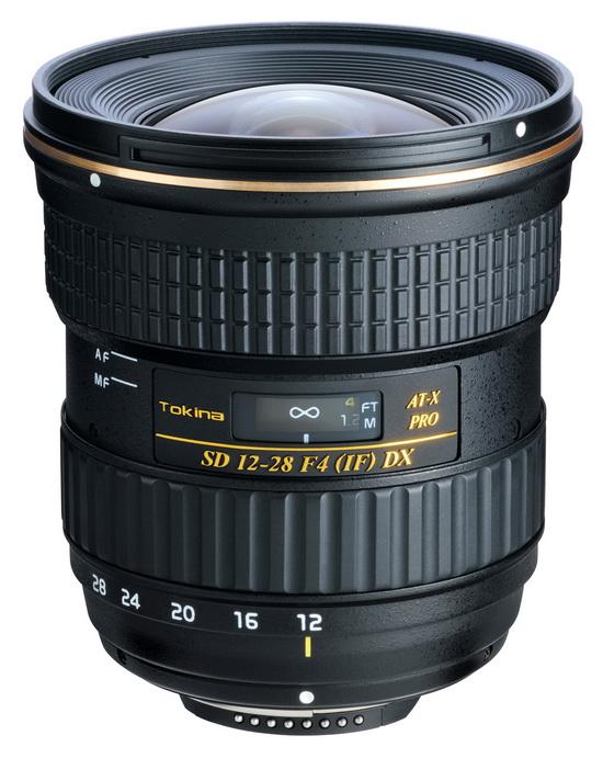 tokina-at-x-12-28mm-f4-lens Tokina AT-X 12-28mm f/4 lens announced for APS-C cameras News and Reviews