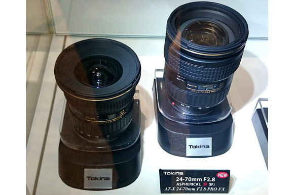 Tokina lenses Photokina 2014