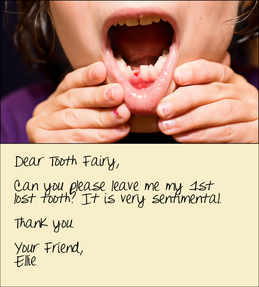 toothfairy An extremely exciting moment - almost 7 years in the making... Photo Sharing & Inspiration