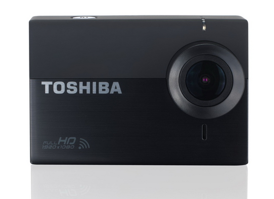 toshiba-camileo-x-sports Toshiba Camileo X-Sports ready to compete against GoPro Heros News and Reviews